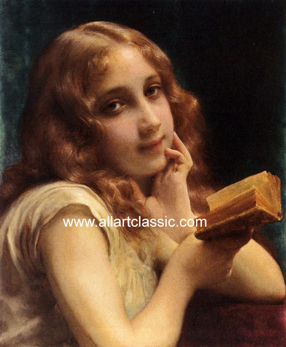 Paintings Etienne Adolphe Piot