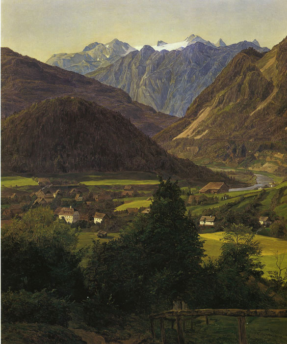 Paintings Ferdinand Georg Waldmuller