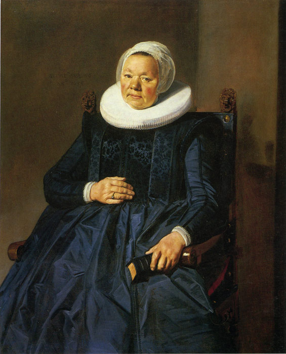 Paintings Frans Hals