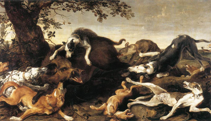 Paintings Frans Snyders
