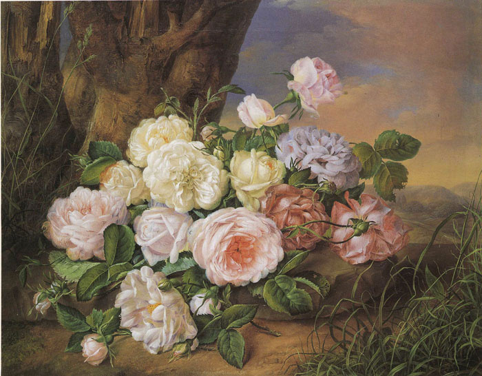 Paintings Franz Xaver Petter