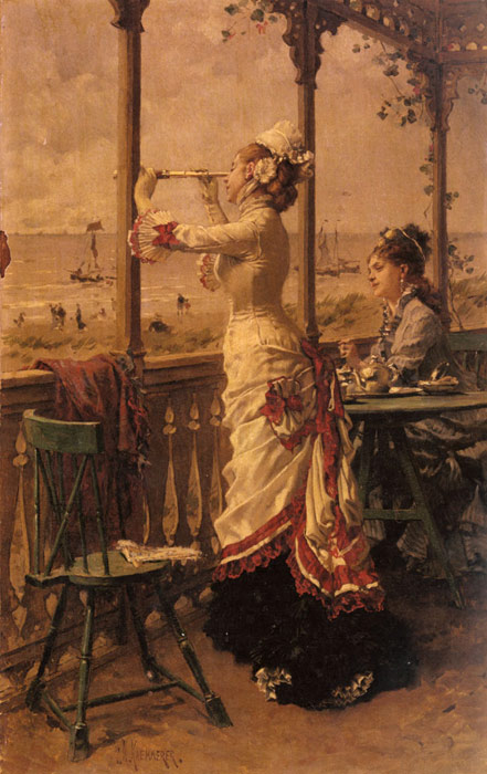 Paintings Frederick Hendrik Kaemmerer