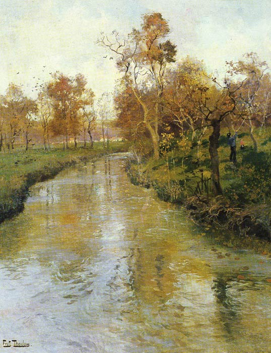 Frits Thaulow Reproductions-Autumn
