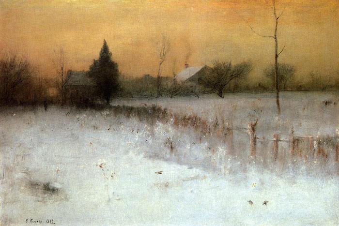 Paintings George Inness
