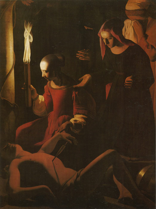 Paintings Georges de La Tour