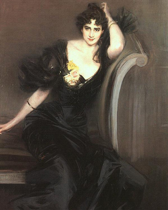 Paintings Giovanni Boldini