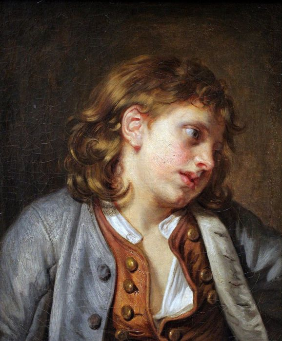 Paintings Jean-Baptiste Greuze