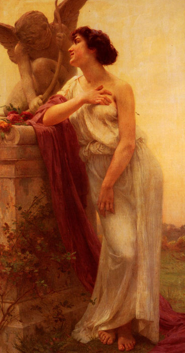 Guillaume Seignac Reproductions-Confidence