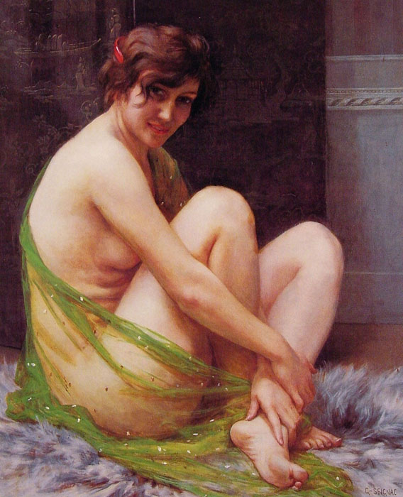 Paintings Guillaume Seignac