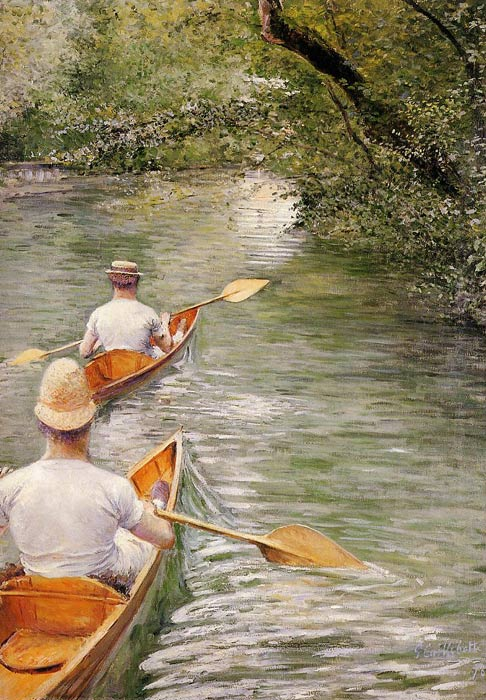 Paintings Gustave Caillebotte