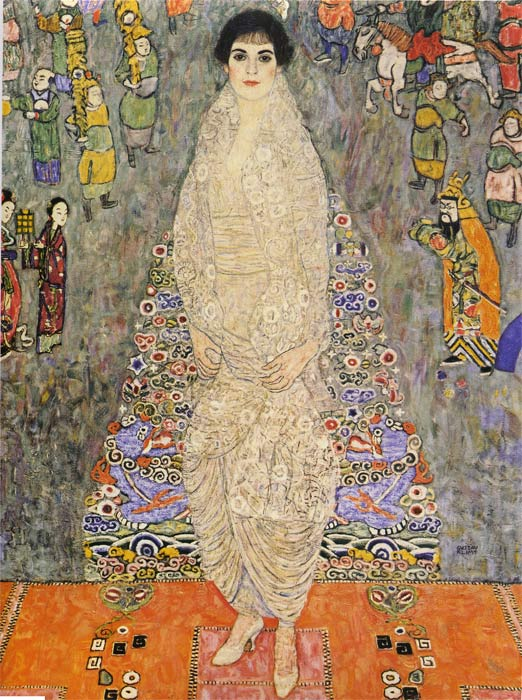 Paintings Reproductions Klimt, Gustave Portrait of Baroness Elisabeth Bachofen-Echt, 1914