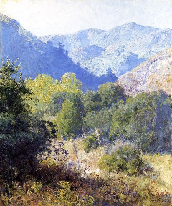 Paintings Guy Rose