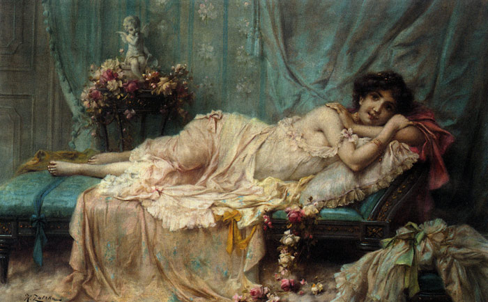 Paintings Hans Zatzka