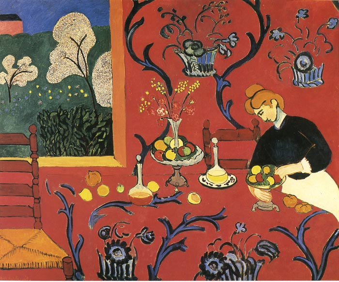 Paintings Matisse, Henri