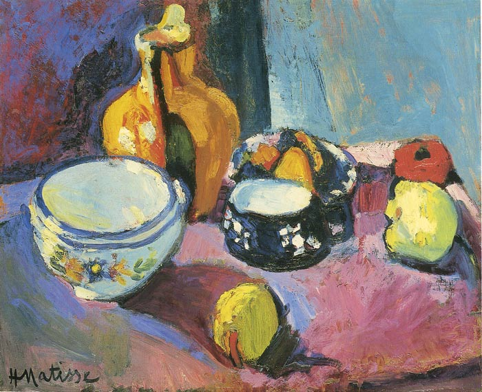 Paintings Henri Matisse