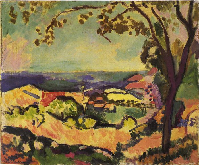 Matisse Paintings Reproductions 1