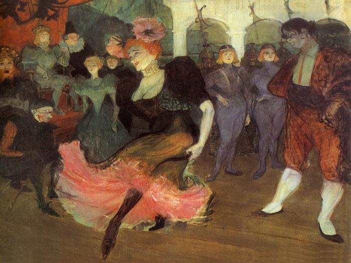 Toulouse lautrec paintings reproductions 1 for Toulouse lautrec works