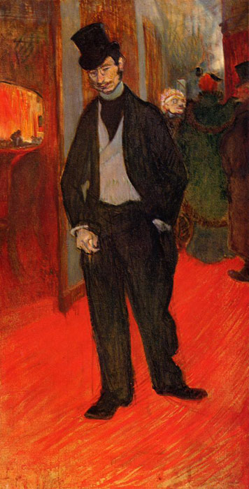 Paintings Henri de Toulouse- Lautrec