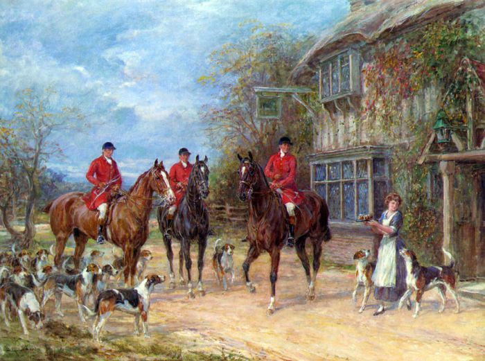 Paintings Heywood Hardy