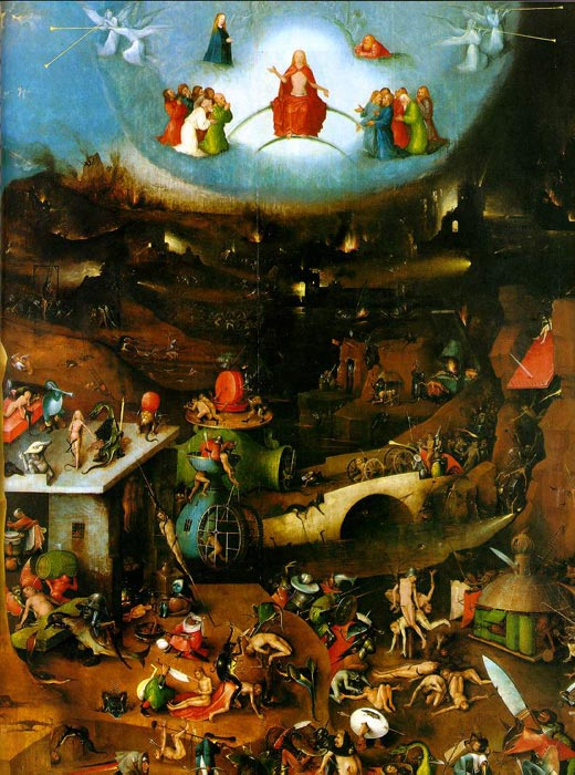 Paintings Hieronymus Bosch