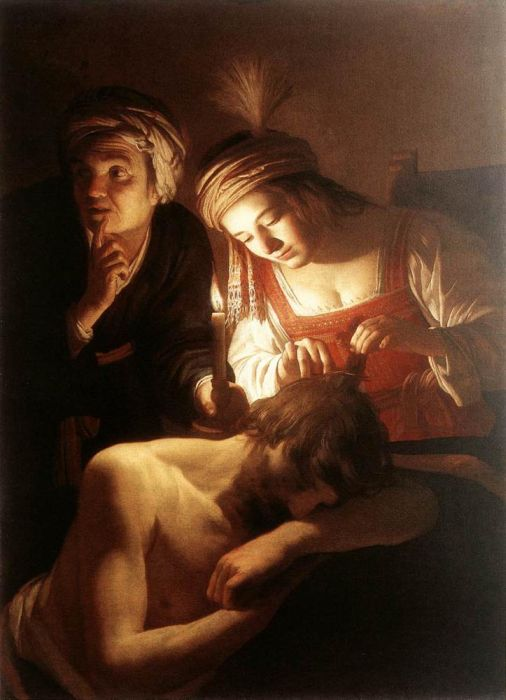 Paintings Gerrit van Honthorst