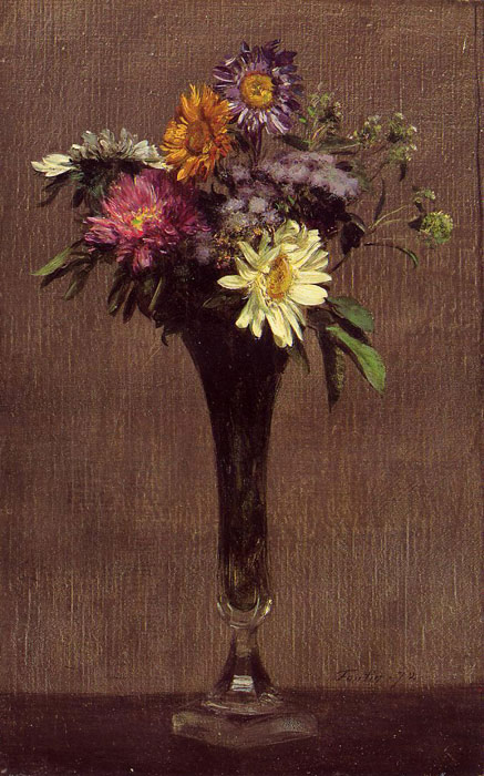 Paintings Fantin- Latour