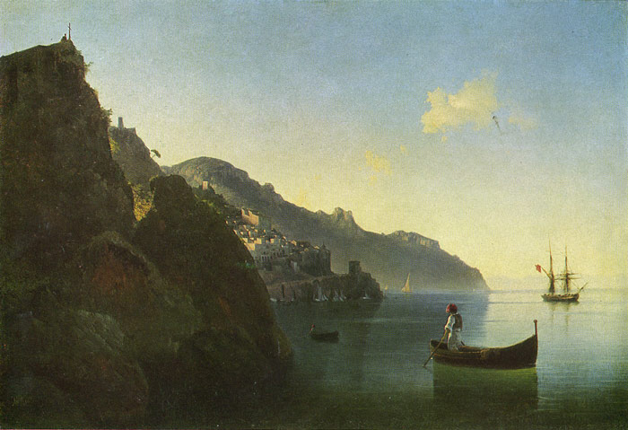 Paintings Ivan Aivazovsky