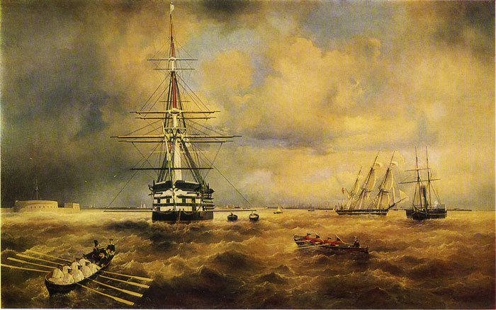 Paintings Aivazovsky,  Ivan Constantinovich