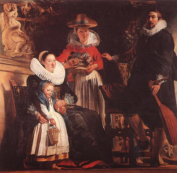 Paintings Jordaens, Jacob