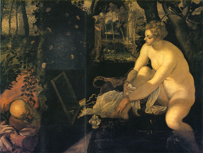 Paintings Tintoretto, Jacopo Robusti