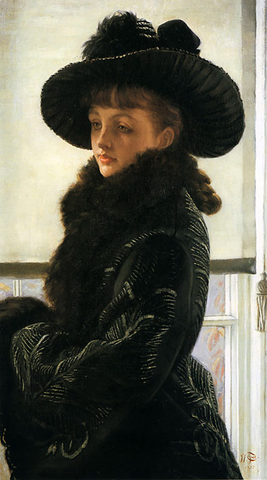 James Jacques Joseph Tissot Reproductions-Mavourneen