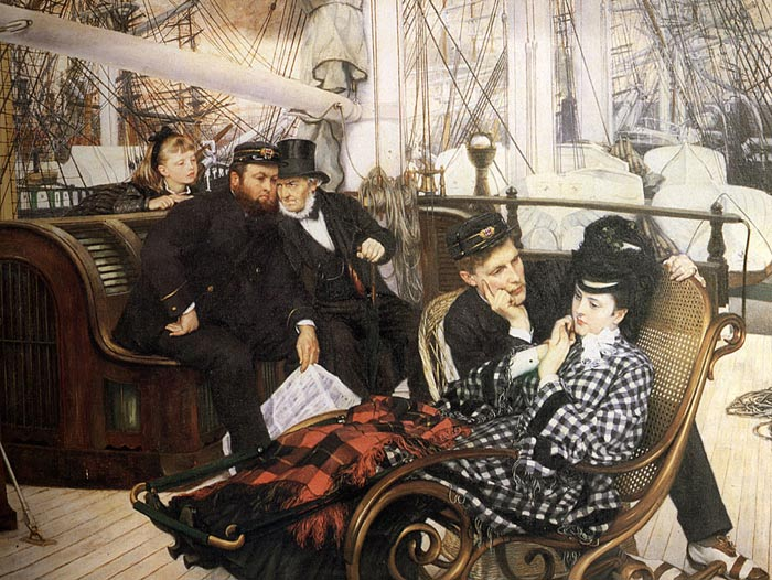 Paintings James Jacques Joseph Tissot