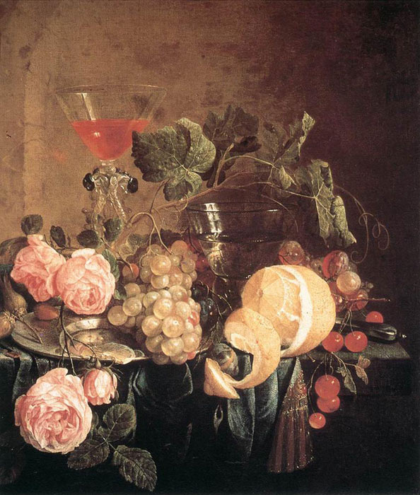 Paintings Heem, Jan Davisz de