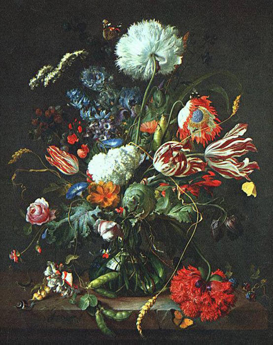 Oil Paintings of Flowers 2