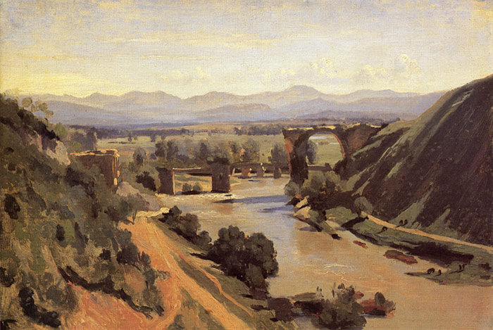 Paintings Jean-Baptiste -Camille Corot