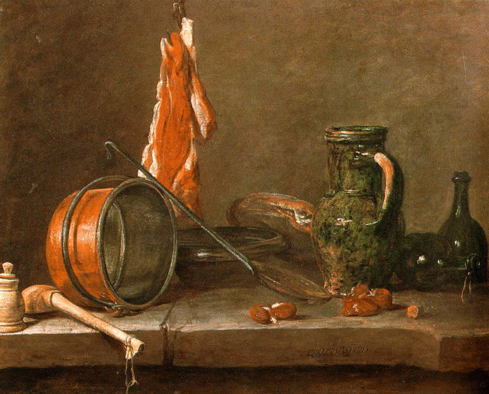 Paintings Chardin, Jean- Baptiste Simeon