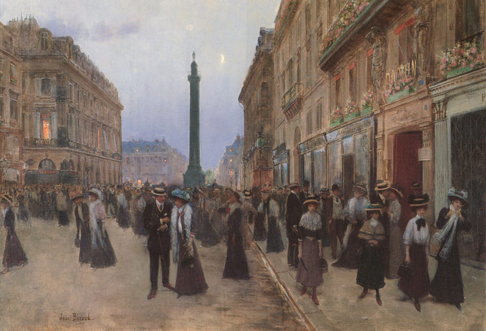 Paintings Jean Beraud