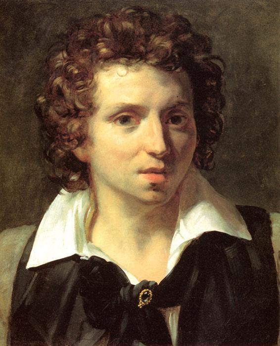 V Gea Portrait Painting Art