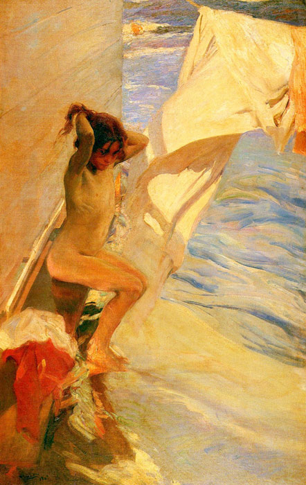 Paintings Sorolla y Bastida, Joaquin