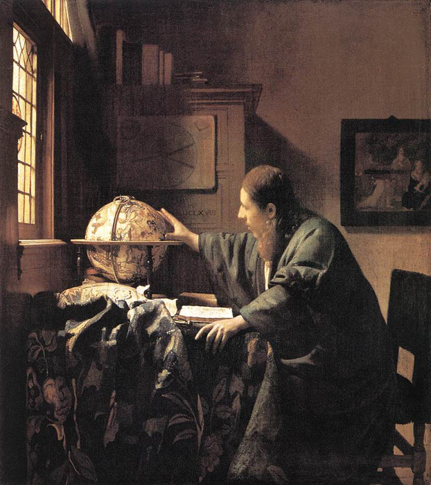 Paintings Vermeer, Johannes