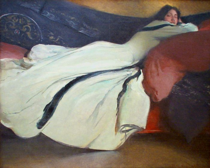 Paintings John White Alexander
