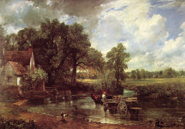 Constable Paintings