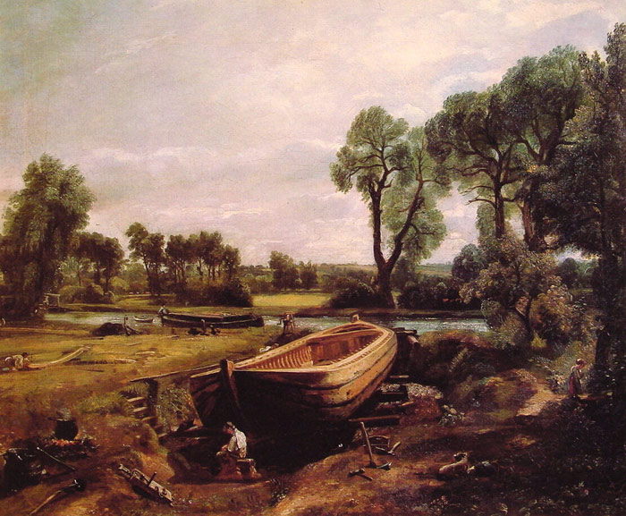 Paintings John Constable