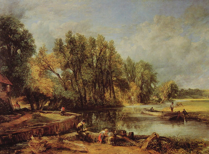 Constable Paintings Reproductions 1
