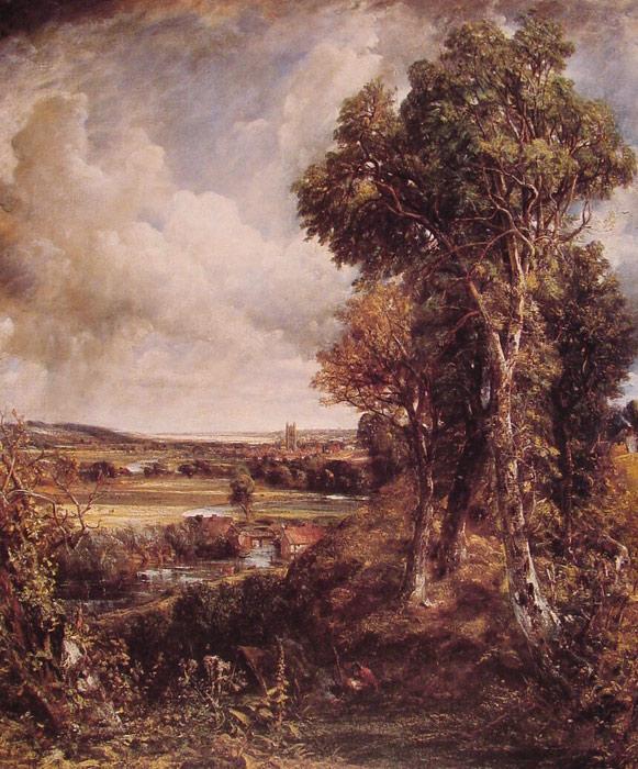 Romanticism Paintings