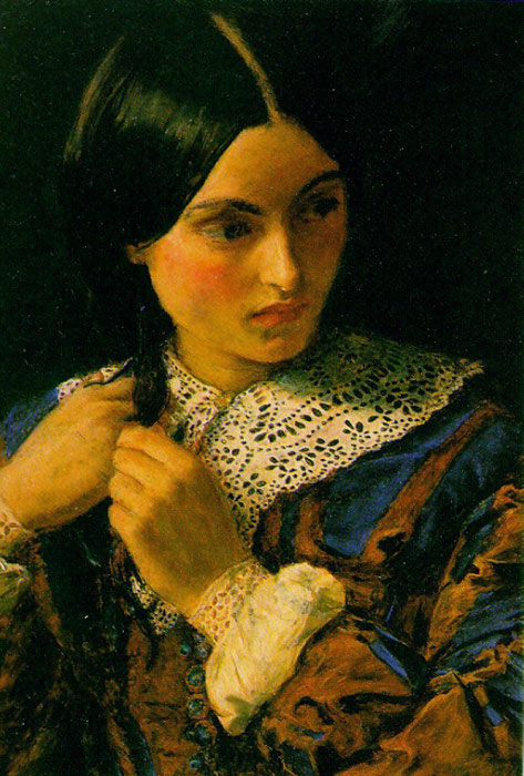 Paintings John Everett Millais