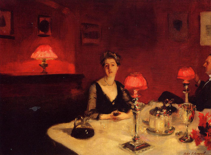 Singer Sargent Paintings