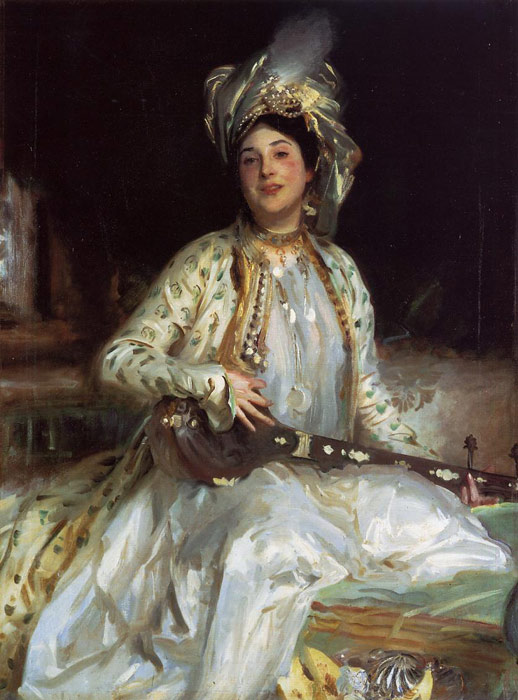 Sargent paintings reproductions 2 for John s painting