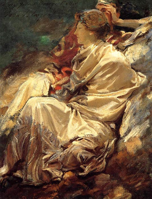 Paintings Sargent, John Singer