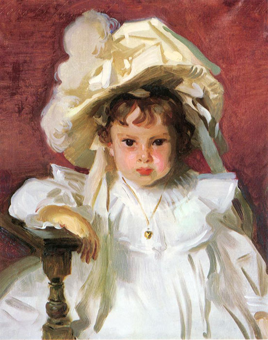 Paintings Reproductions Sargent, John Singer Dorothy , 1900